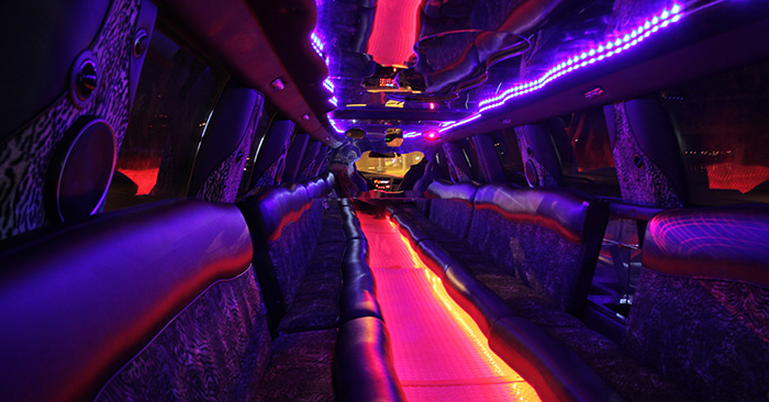 Riga Limo Service - Nightlife Party Rides